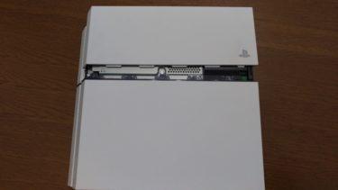 【MHW】旧型PS4の内蔵HDDをSSHDに換装してロード短縮&容量アップ